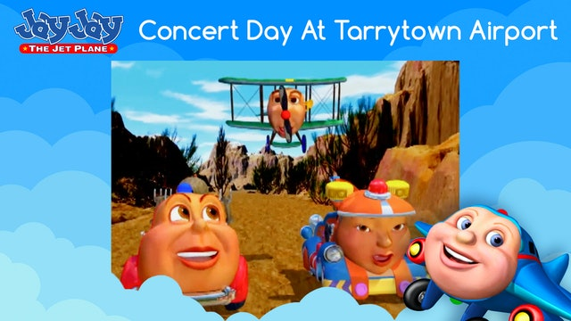 Concert Day At Tarrytown Airport