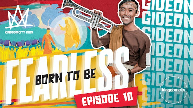 Born To Be Fearless | Episode 10 | Gi...