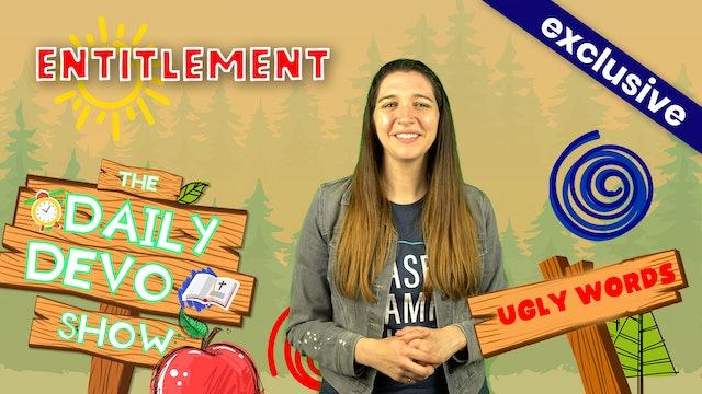 #116 - Entitlement