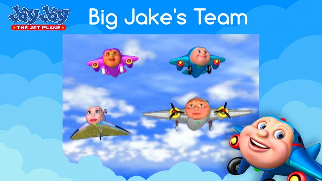 Big Jake's Team
