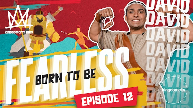 Born To Be Fearless | Episode 12 | David's Story