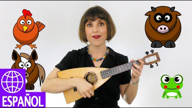 Songs for Kids in Spanish Vengan a Ve...