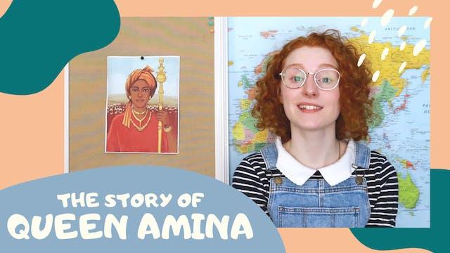 Queen Amina / Ye Olden Days