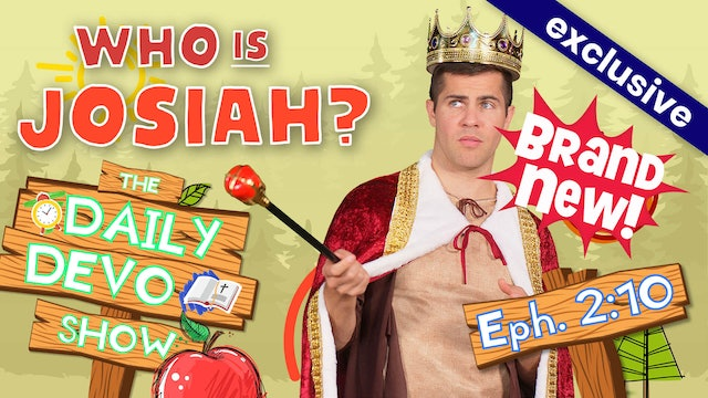 #43 Who is That?! - Who is Josiah?