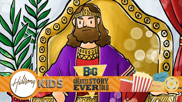 GREATEST STORY EVER TOLD | Big Story 1.3 | Judges And Kings
