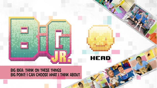 HEART HANDS | Big Message Toddler Ep...