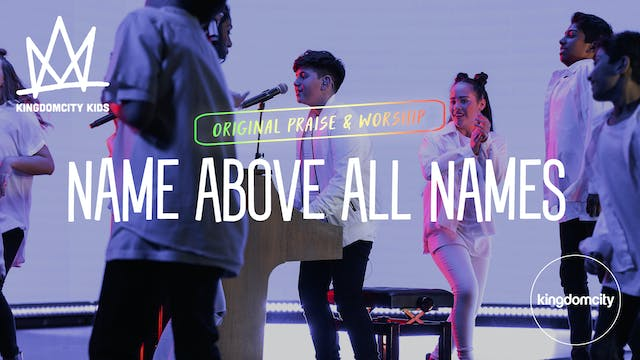 NAME ABOVE ALL NAMES (LIVE FROM GLOBA...
