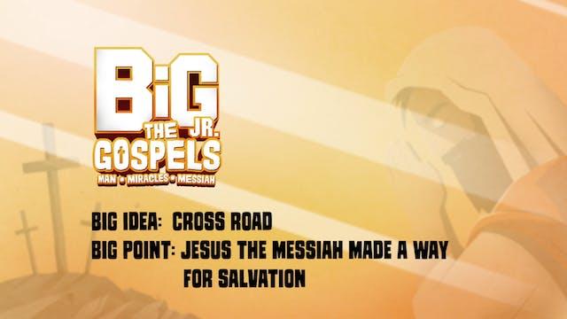 THE GOSPELS | Big Message Toddler Epi...