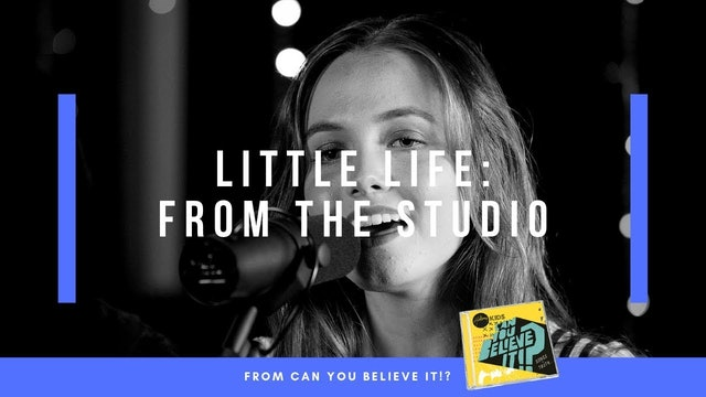 Little Life (For You Jesus) | Hillsong Kids Live from Studio (Music Video)