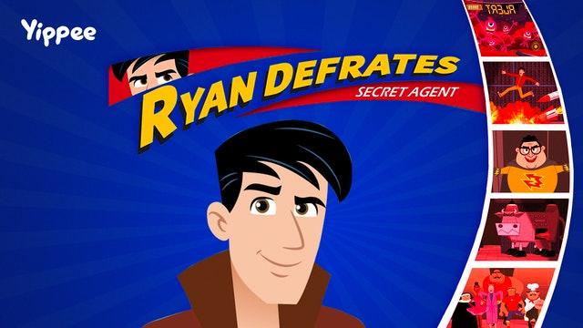Ryan Defrates: Secret Agent