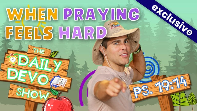 #11 Prayer - Struggles With Prayer