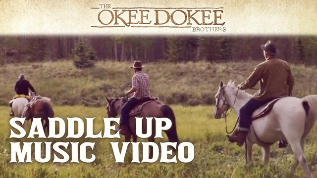 Saddle Up - The Okee Dokee Brothers