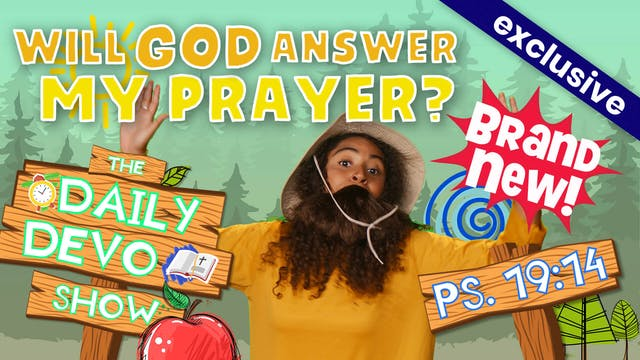 #12 Prayer - Will God Answer My Prayer