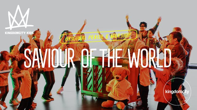 SAVIOUR OF THE WORLD (LIVE FROM GLOBA...