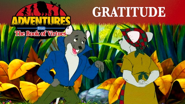 Gratitude - Town Mouse & Country Mouse