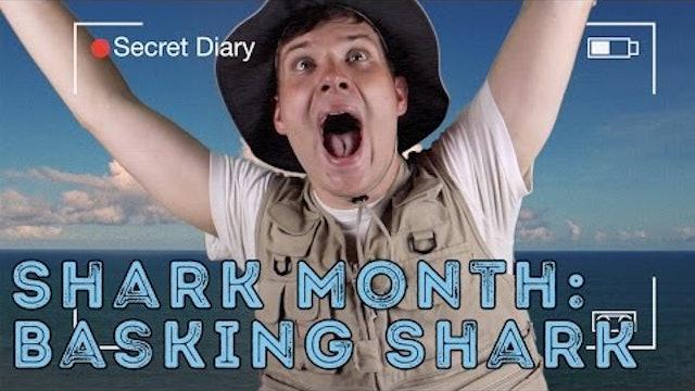 Basking Shark - Animal Facts