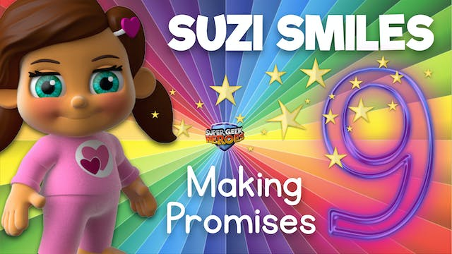 Learn about Making Promises with Suzi...