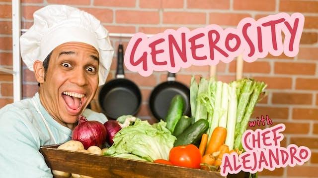 Heart Habit #6: Generosity