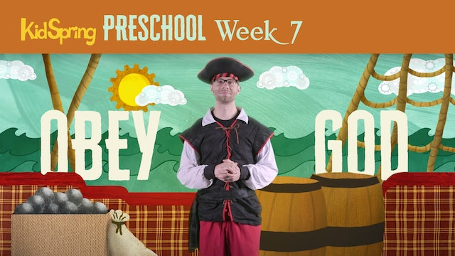 Right On Time Week 7 | Obey God