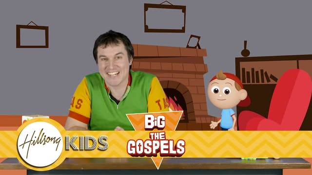 THE GOSPELS | Big Message Preschool E...