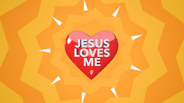 Jesus Loves Me (Remix)