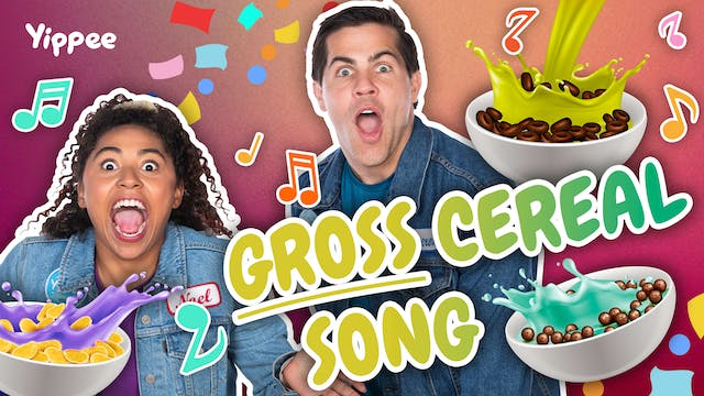 Gross Cereal Song