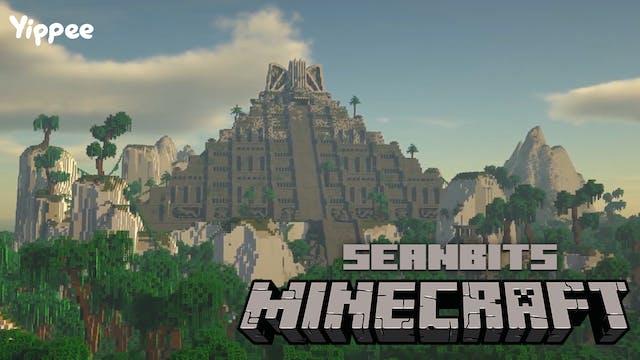 Transforming a Minecraft Jungle Temple!