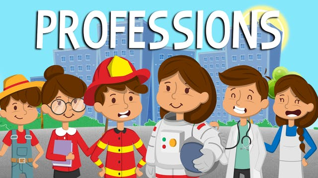 Learning About Professions