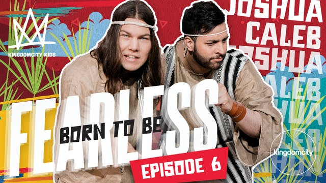 Born To Be Fearless | Episode 6 | Jos...