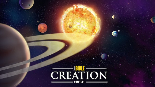 iBIBLE   Chapter 1: Creation