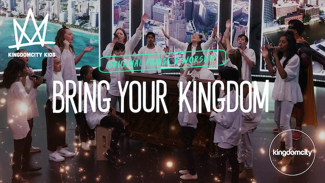 BRING YOUR KINGDOM (LIVE FROM GLOBAL GATHERING)