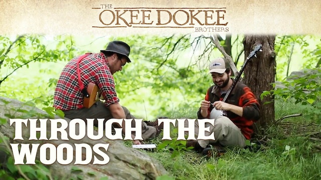 The Okee Dokee Brothers - Through the Woods (Whole Movie)
