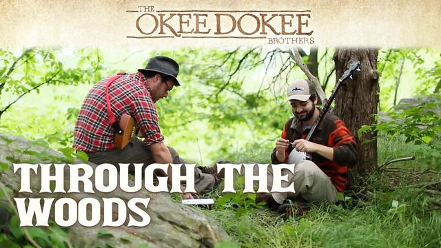 The Okee Dokee Brothers - Through the...