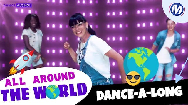 Dance-A-Long | 12 | All Around The World