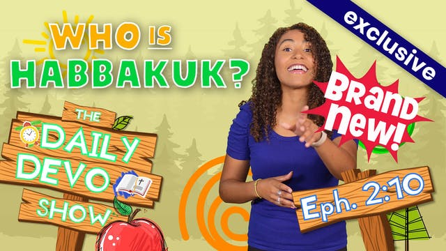 #42 Who is That?! - Who is Habakkuk?!