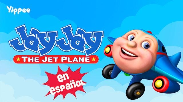 Jay Jay The Jet Plane (Spanish)