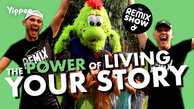 The Power of Living Your Story