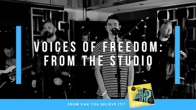 Voices of Freedom | Hillsong Kids Live from Studio (Music Video)