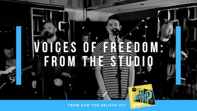 Voices of Freedom | Hillsong Kids Liv...
