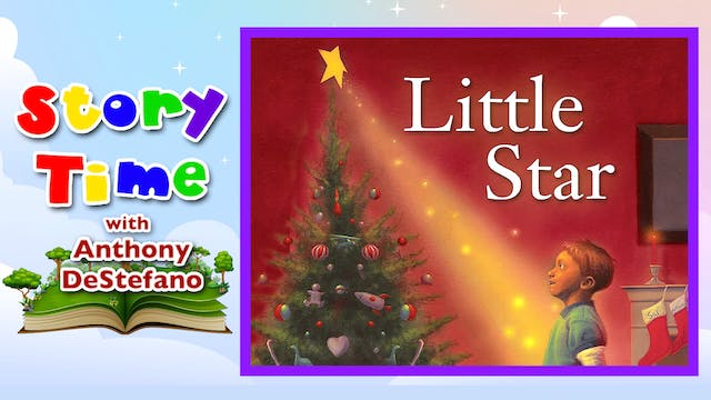 Little Star Silent Night - Reading by...