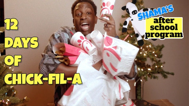 12 Days of Chick-Fil-A