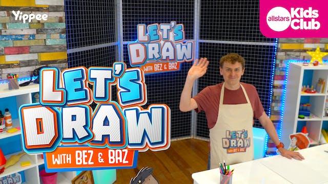 Let's Draw | John the Baptist