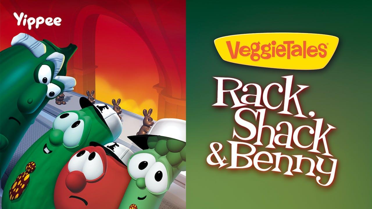 Josh and the Big Wall Trailer - VeggieTales Trailers - Yippee