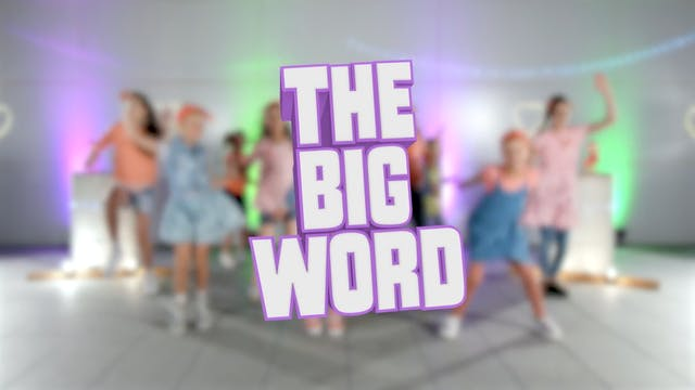 LIVING FOR GOD | Big Word Jeremiah 29...