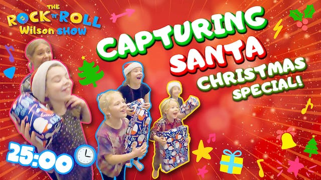 Capturing Santa! Christmas Special!
