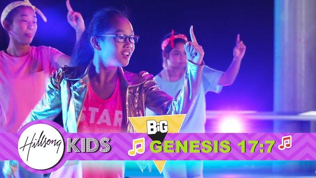 ORIGINS | Big Word Genesis 17:7 (Actions & Music Video)