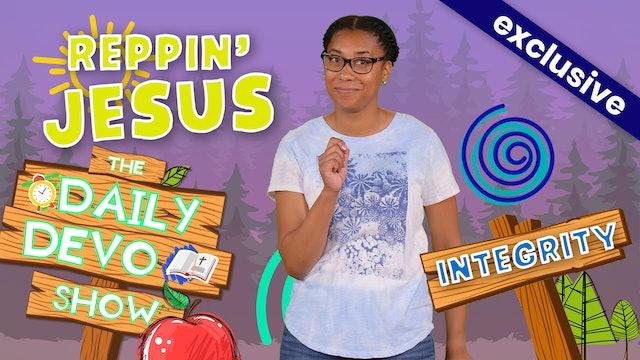 #163 - Reppin' Jesus