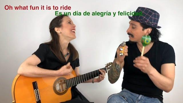 Jingle Bells and Navidad by Alina Cel...