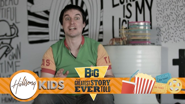GREATEST STORY EVER TOLD   Big Message Episode 2.3   A Tale To Tell