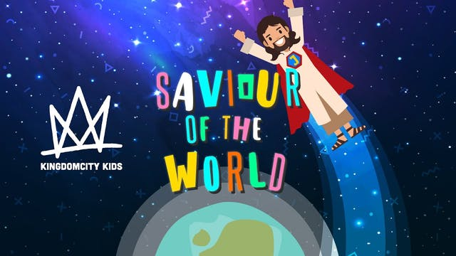 SAVIOUR OF THE WORLD (Music Video)